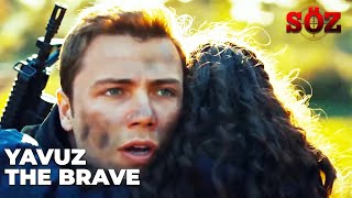 Yavuz Saves Hatice From the Explosion | The Oath