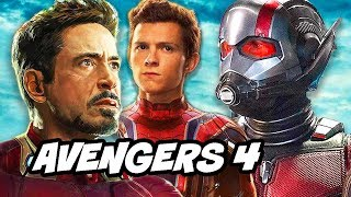 Avengers 4 Ant-Man and The Wasp Easter Egg Explained