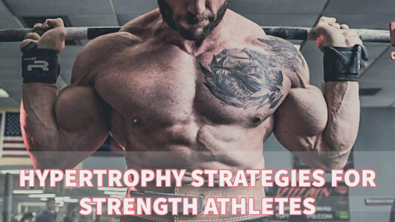 A Hypertrophy Method for Strength Athletes / Elite FTS