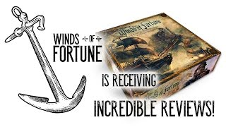 Winds of Fortune Rave Reviews