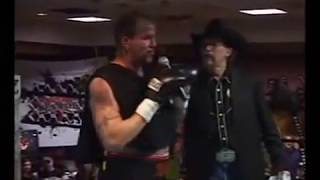 Chris Arreola vs. Tommy Morrison