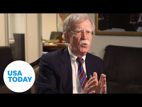 """John Bolton on his new book """"The Room Where it Happened"""" - FULL INTERVIEW 
