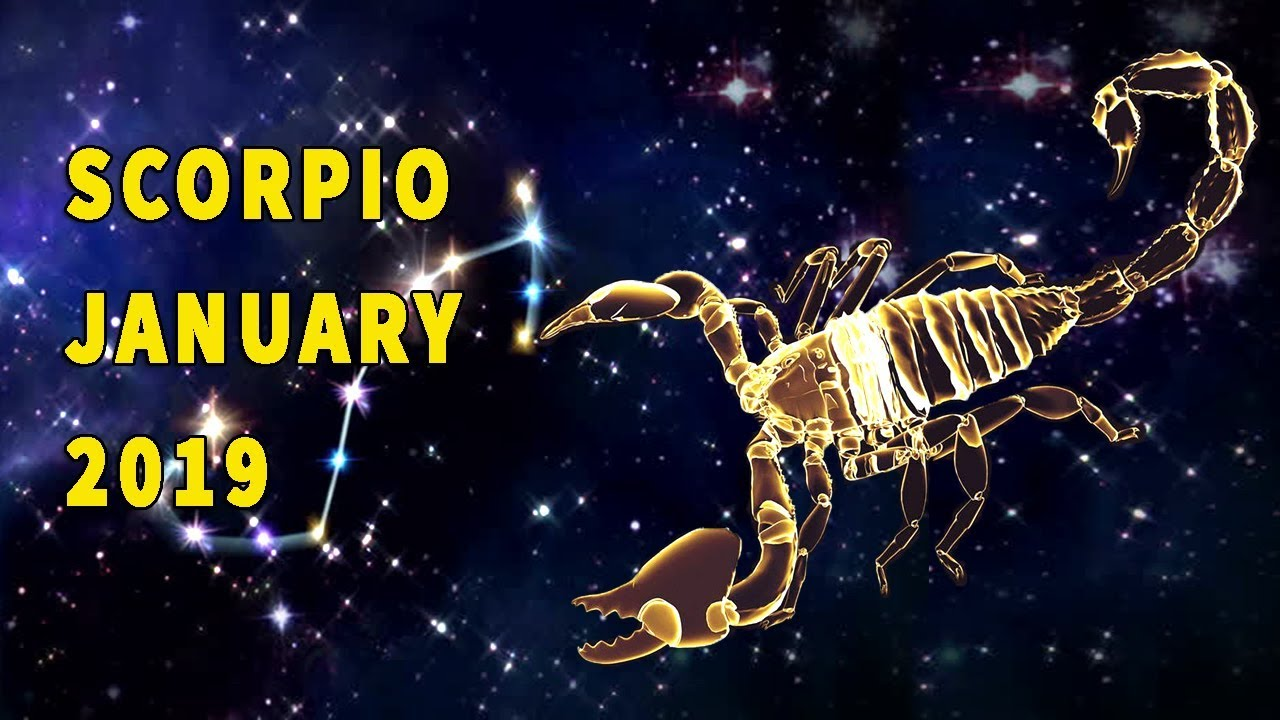 scorpio horoscope 9 january