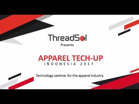 Apparel Tech-Up Indonesia 2017