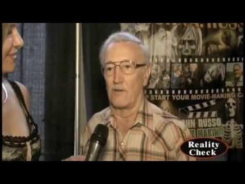 John A Russo at Kirk Von Hammett's fear festevil 2/8/14