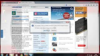 Windows 7 32, 64 Bit installieren Part 1-5 (Der Anfang ist lang)