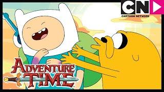 Время приключений | Самые смешные моменты 6 сезона | Cartoon Network