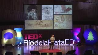 Programar o ser programados | Santiago Ceria | TEDxRiodelaPlataED