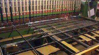 видео Современное производство сварных ограждений