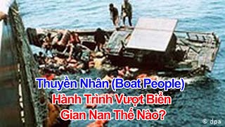 Thuyen Nhan - Show 1 - Hanh Trinh Vuot bien - P1
