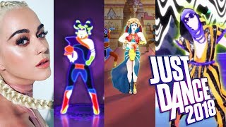 katy perry just dance evolution