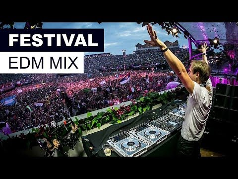 Festival EDM Mix 2018  Best Electro House Party Music