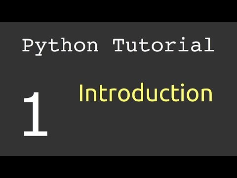 Introduction, What is Python? and Basic Arithmetic: Python Tutorial #1