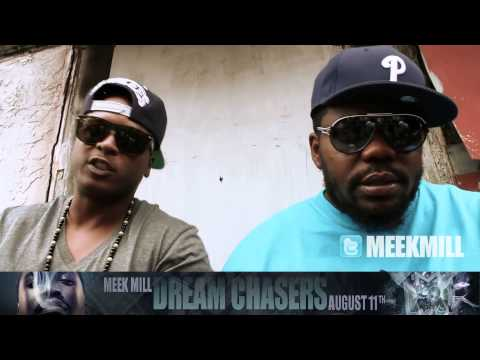 BEHIND THE SCENES  MEEK MILL FT  RICK ROSS   IMA BOSS DIRECTED BY BENNY BOOM