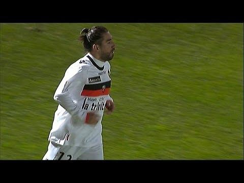 Goal Lucas MAREQUE (75') - OGC Nice - FC Lorient (1-1) / 2012-13