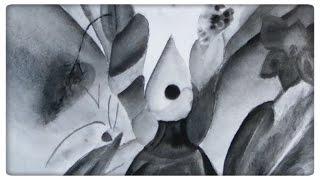 """Drawing w/ Artgraf #12 - Sketching """"Forest Altar"""""""