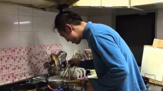 クッキングパパ風に料理してみた.