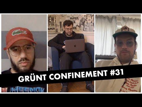 Youtube: Grünt Confinement #31 avec Veerus et Myd