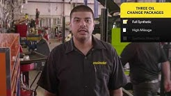 Meineke Services - Oil Changes