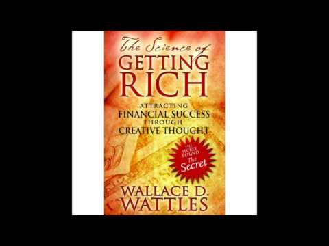 The Science Of Getting Rich [Full Audiobook] Wallace Wattles [Full Lenght]