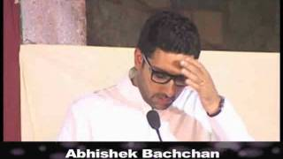 Abhishek Bachchan, Ashutosh Gowariker & Riteish Deshmukh At Yuvak Biradari