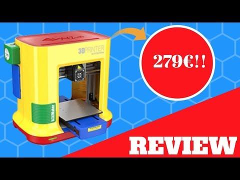 XYZprinting Da Vinci Mini W - Issue! by Alexander Jensen
