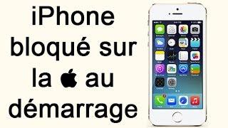 iPhone bloqué sur la pomme pendant le jailbreak de l'iOS 7/8/9 - mode DFU