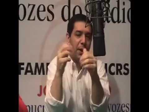 VOZES DO RÁDIO | PAULO PIRES - Vídeo 1