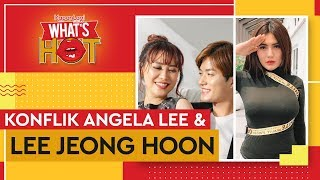 Lee Jeong Hoon Anggap Angela Lee Mantan Sahabat
