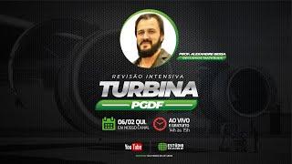 PGDF - Revisão intensa turbinada | Recursos Materiais - Alexandre Bessa
