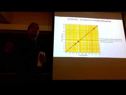 Machine learning in plant breeding - Alencar Xavier's PhD defense