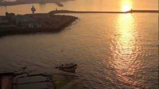 和平島 日落之美 AngelAeroCam(影片1080P觀賞)