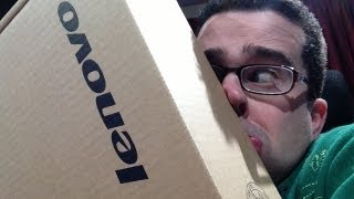 LIVE: Lenovo Yoga Ultrabook Unboxing & Hands On