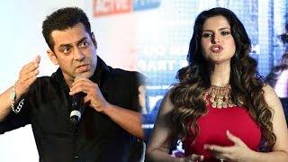 zareen khans reaction on salman khan giving her films