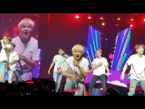 180928 ANPANMAN - BTS 'Love Yourself' Tour Newark Day 1