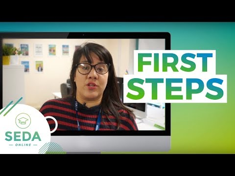 Welcome to SEDA College Online: First Steps