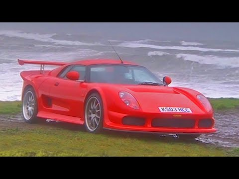 Driving The Noble M12 GTO 3R #TBT – Fifth Gear