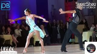 Comp Crawl with DanceBeat! Manhattan 2018! Pro Latin!