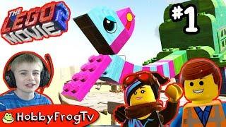 The Lego Movie 2 Video Game By Hobbyfrogtv