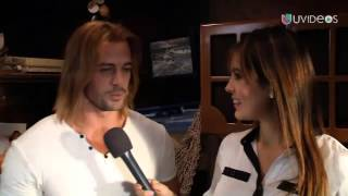"William Levy (@willylevy29) Nos dice como es su  personaje ""Capitan Damian Fabre"""