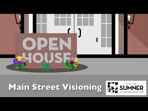Main Street Visioning Plan