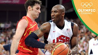 Basketball   Usa Vs Spain   Men's Gold Final | London 2012 Olympic Games