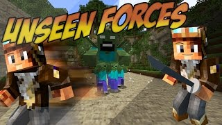 [Minecraft] Unseen Forces - JE SUIS INDIANA JONES !!