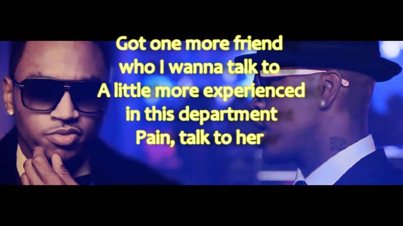 Download Ne Yo ft Trey Songz, T Pain  The Way You Move Lyrics by AllLyricsLove
