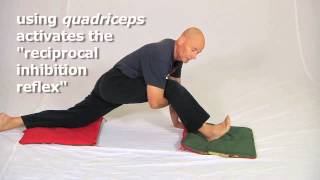 Stretch Therapy methods; includes hamstring stretch in detail