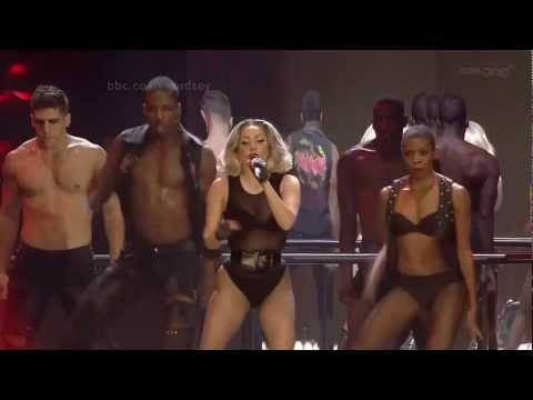 Lady Gaga - Marry the night live at the Children In Need Rocks 2011 HD 1080p directo DVD