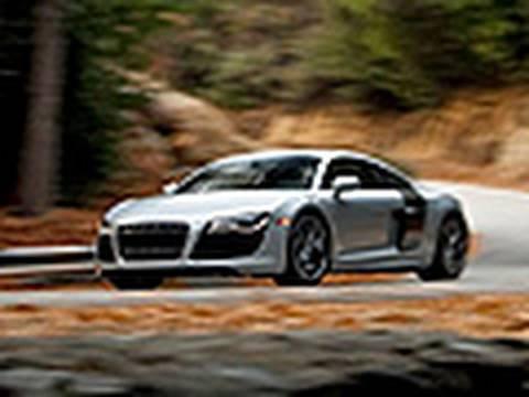 The Sexiest Supercar? - Audi R8 5.2 FSI Quattro First Test