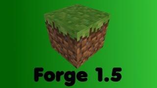 [1.5] [1.5.2] Minecraft Forge installieren [Deutsch] [HD]