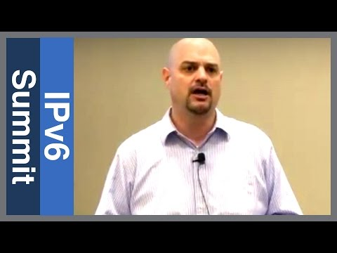 IPv6 Summit 2015: Mapping of Address and Port an ISPs Perspe