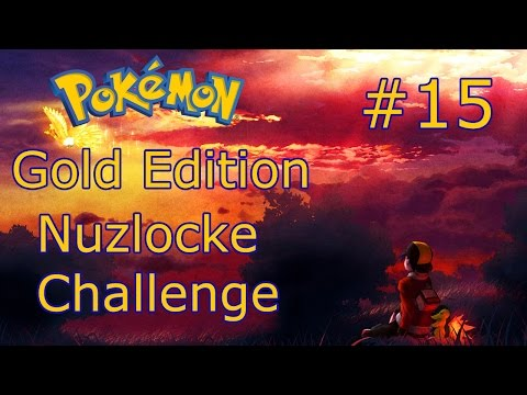 Pokemon Gold Nuzlocke Challenge: A Rocky Lining - Part 15